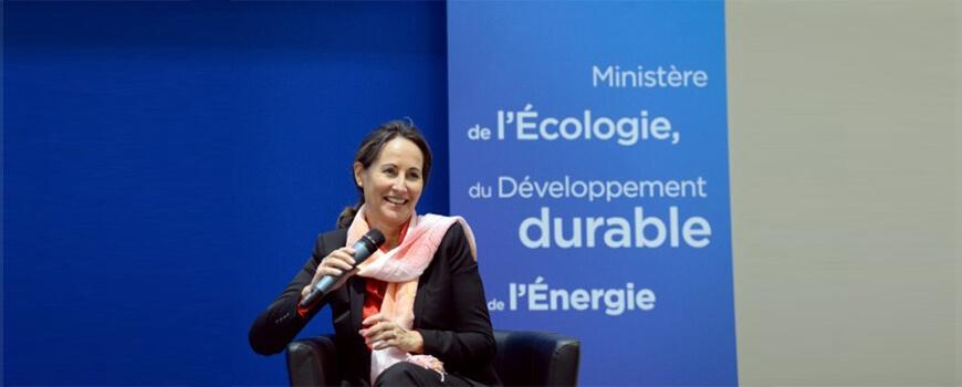 18 Juin 2014 : Ségolène Royal présente le projet de loi sur la Transition énergétique