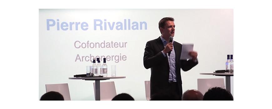 Pierre Rivallan présente les enjeux de la rénovation énergétique dans le cadre de la COP 21 à Bordeaux