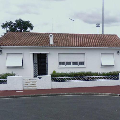 maison mérignac gironde 33 avant travaux d'isolation thermique extérieure