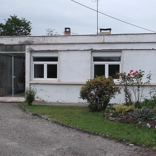 maison cestas gironde 33 avant isolation thermique extérieure