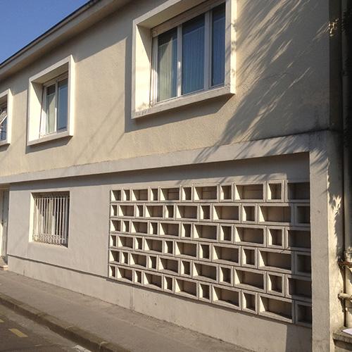 maison bordeaux gironde 33 avant travaux isolation extérieure