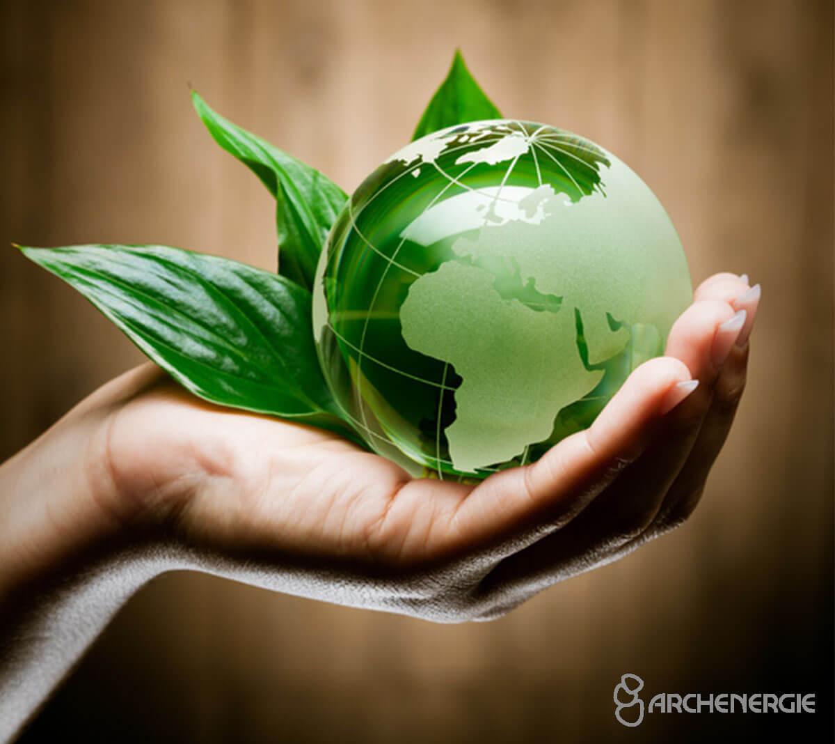 : écologie développement durable respect environnement empreinte carbonne reconnu grenelle de l'environnement RGE