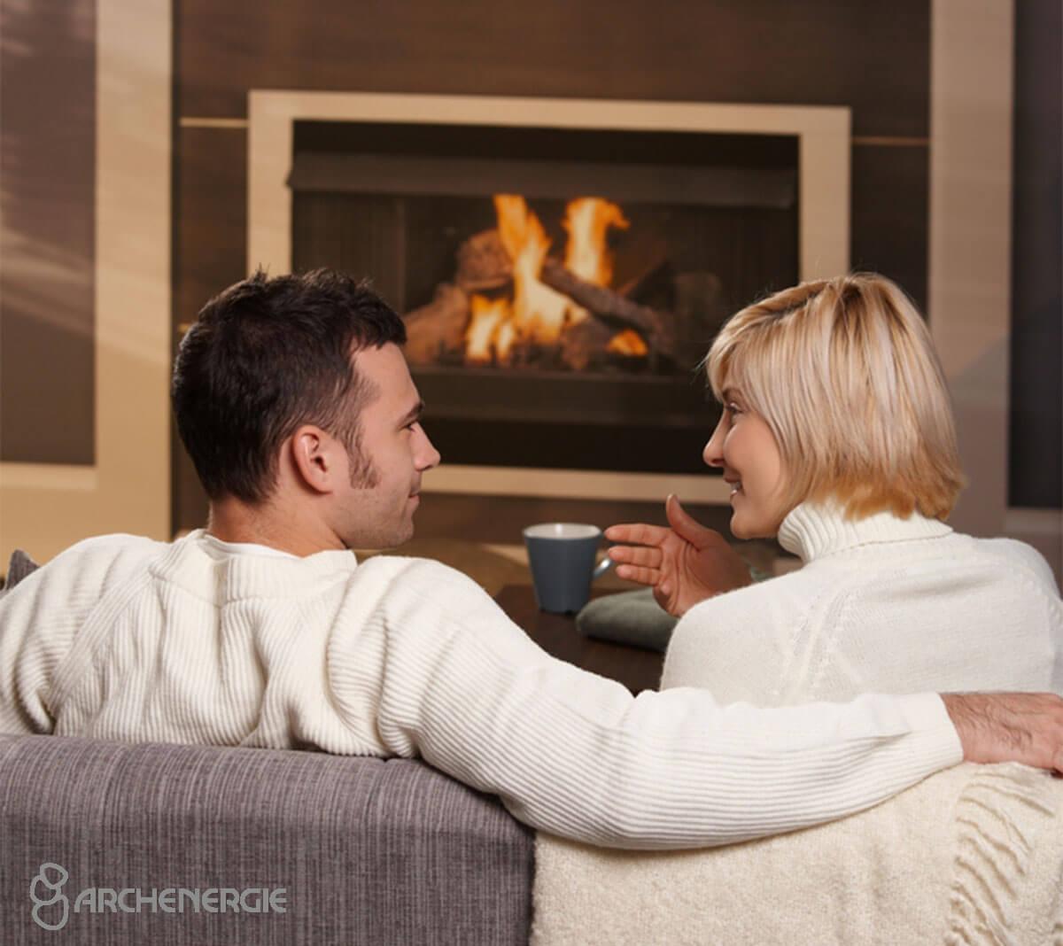confort été hiver températures - inertie thermique - limite les problèmes de condensation