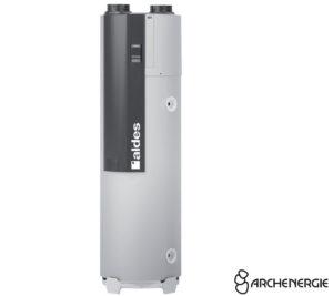 Chauffe-eau thermodynamique sur air extrait - Archenergie