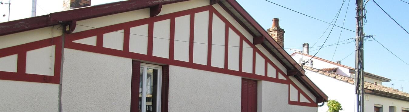 Deux logements plus économes pour des locataires à Bègles - avant travaux