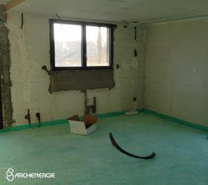 isolation des planchers par Archenergie
