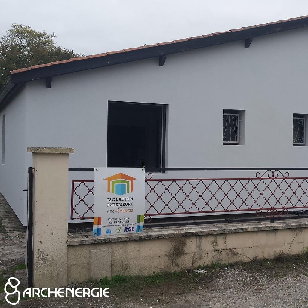 Maison après rénovation à Cestas