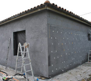 L'isolation thermique des murs par l'extérieur - Archenergie