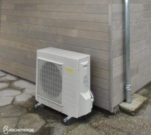 Pompe à chaleur - Archenergie