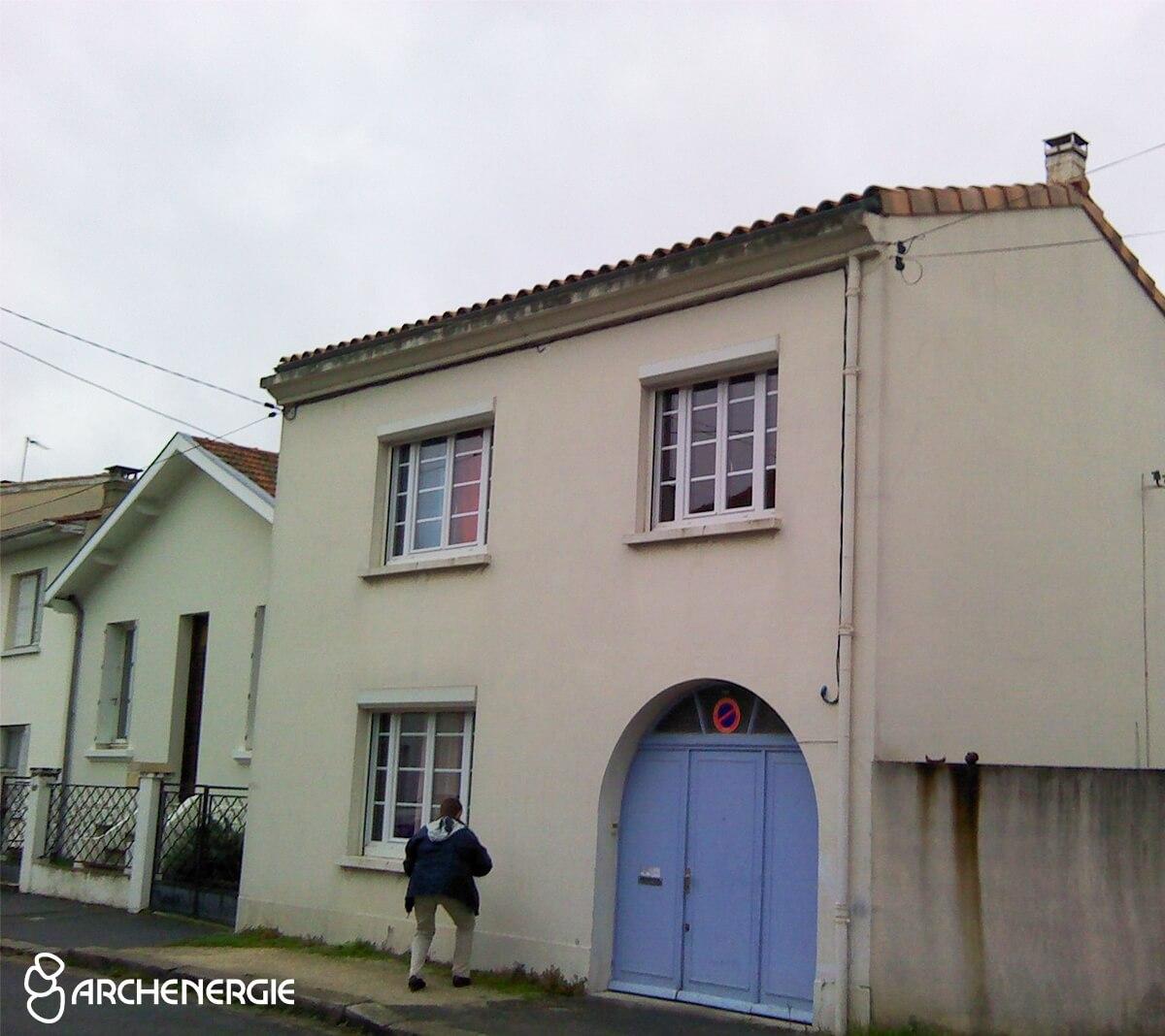 rénovation d'une maison des années 50 à Bordeaux, Gironde (2)