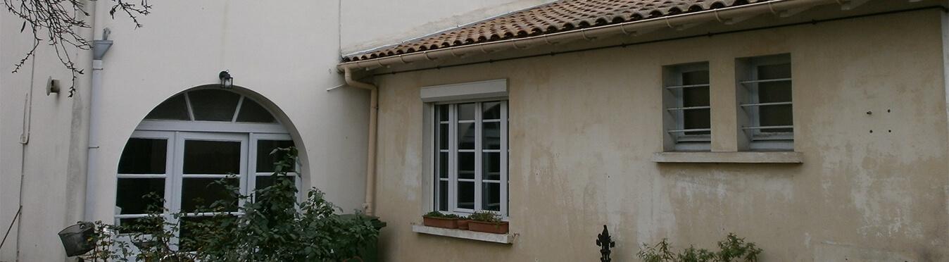 rénovation d'une maison des années 50 à Bordeaux, Gironde