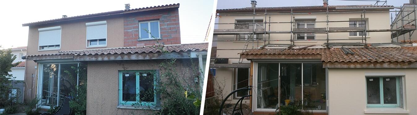 Une rénovation énergétique Archenergie à PESSAC – Gironde