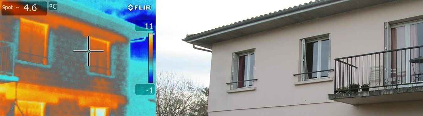 Une rénovation énergétique pour quatre familles à Talence