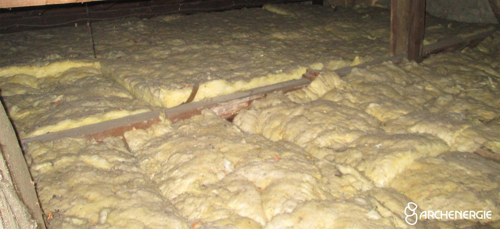 Aménagement de combles - Fibre de bois - Bordeaux - travaux