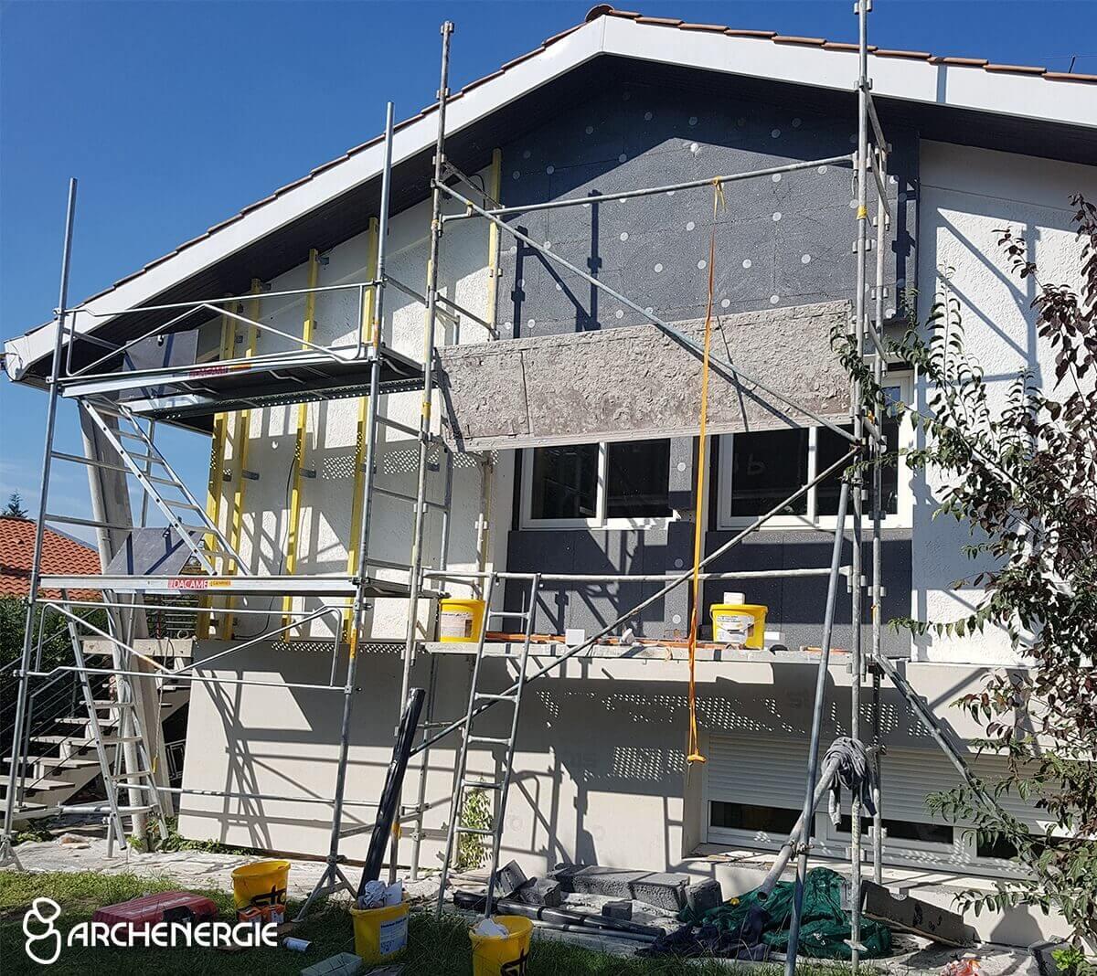 plus de confort pour cette maison des années 70 à Mérignac (Gironde)