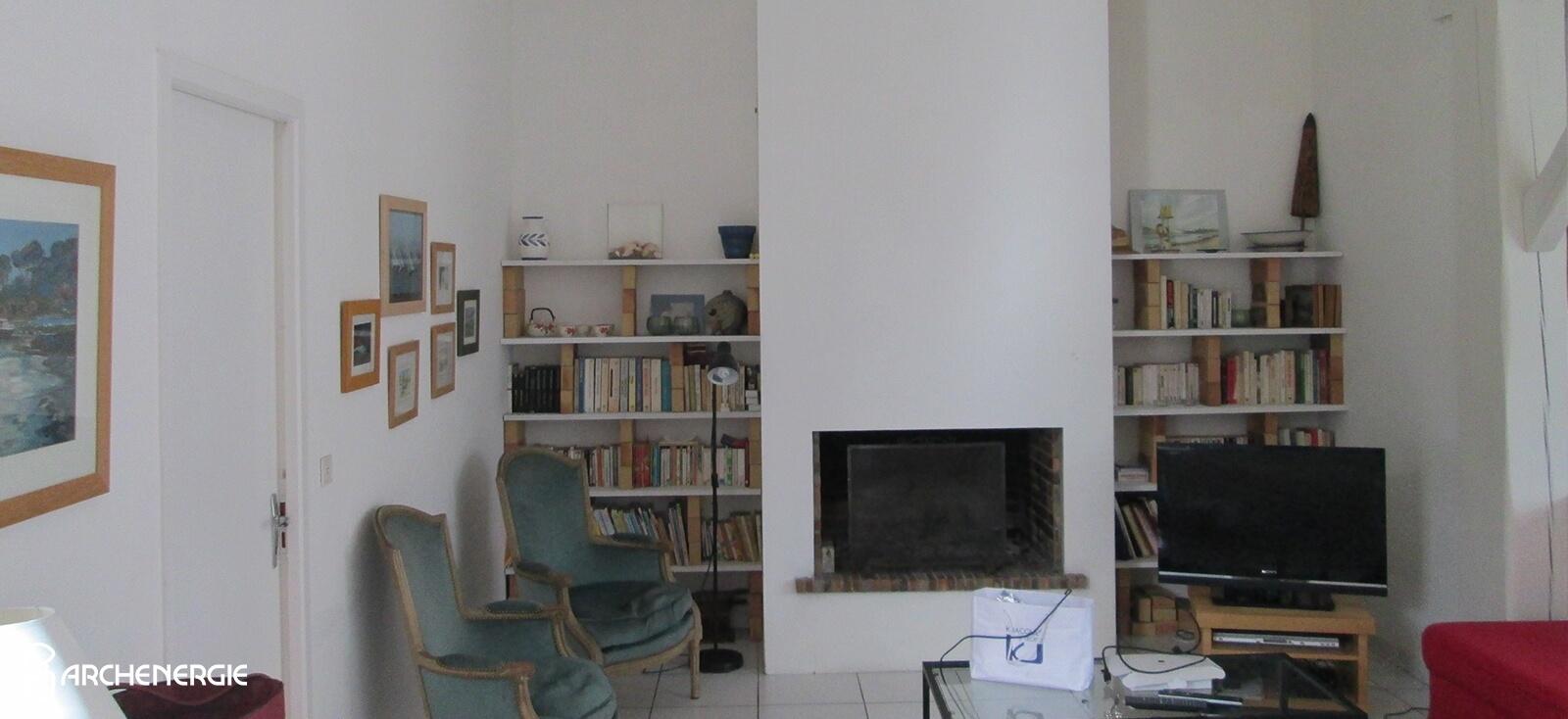 Rénovation d'une maison à Ares - Archenergie