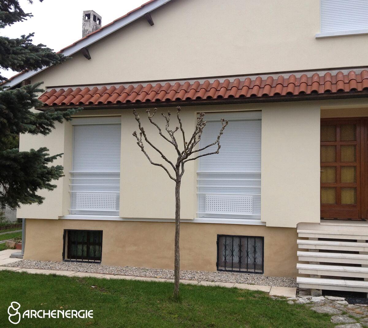maison bordeaux bastide gironde 33 après travaux ITE isolation par l'extérieur