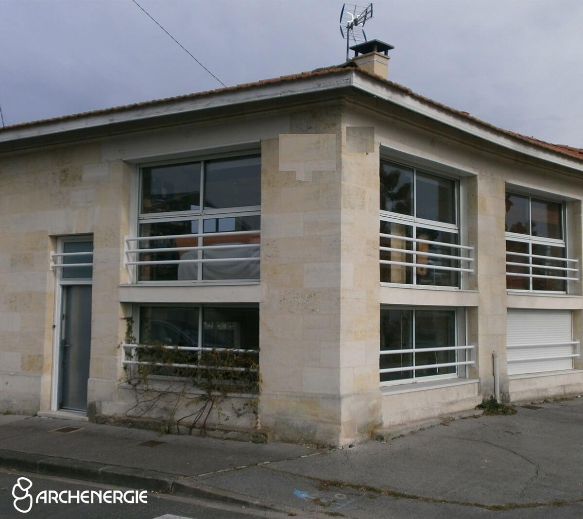 Rénovation énergétique à Bordeaux