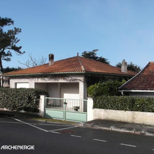 rénovation énergétique Carcans Gironde