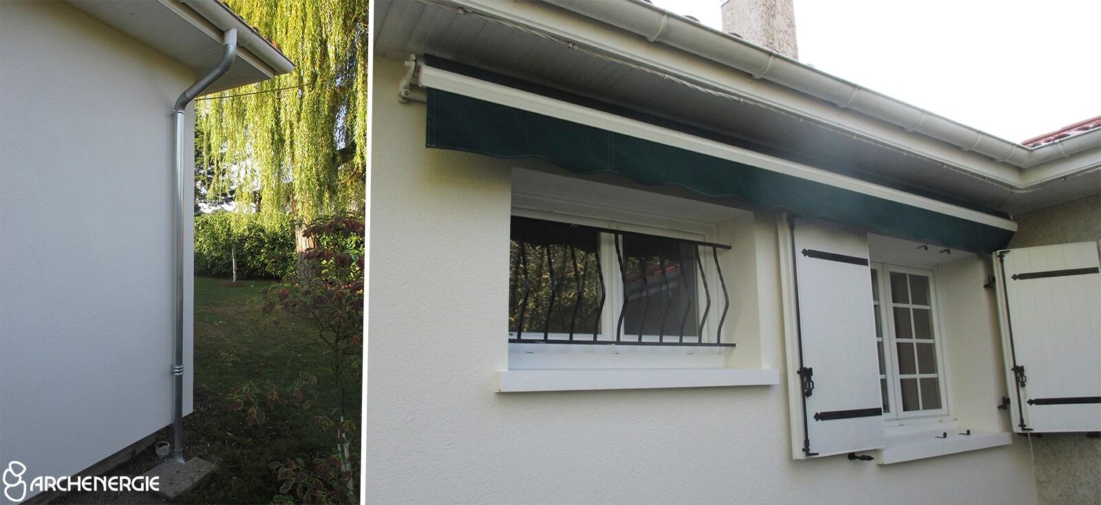 ITE d'une maison à Villenave d'Ornon (33)