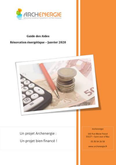 guide des aides janvier 2020 couverture