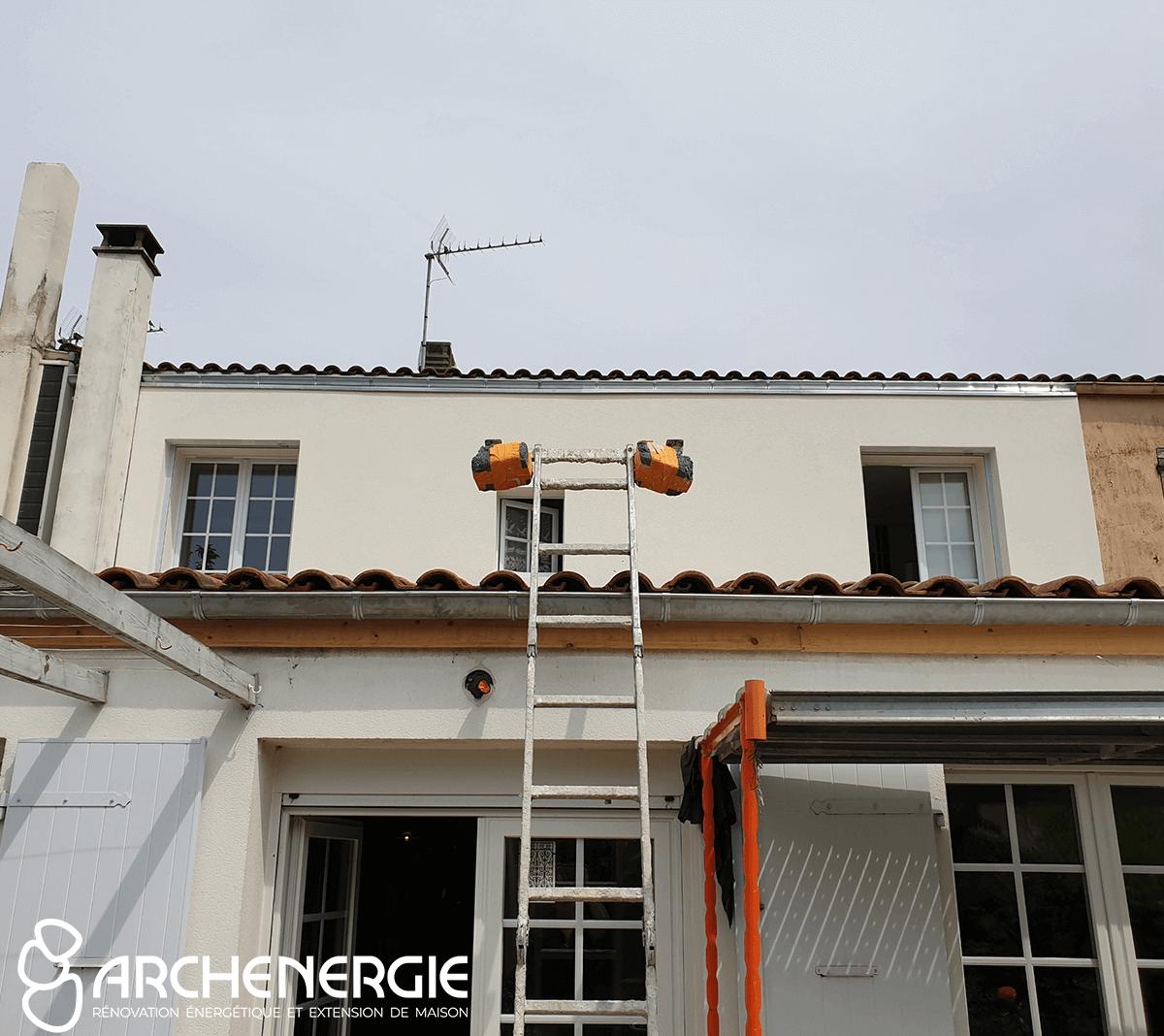 Rénovation La Rochelle Pendant