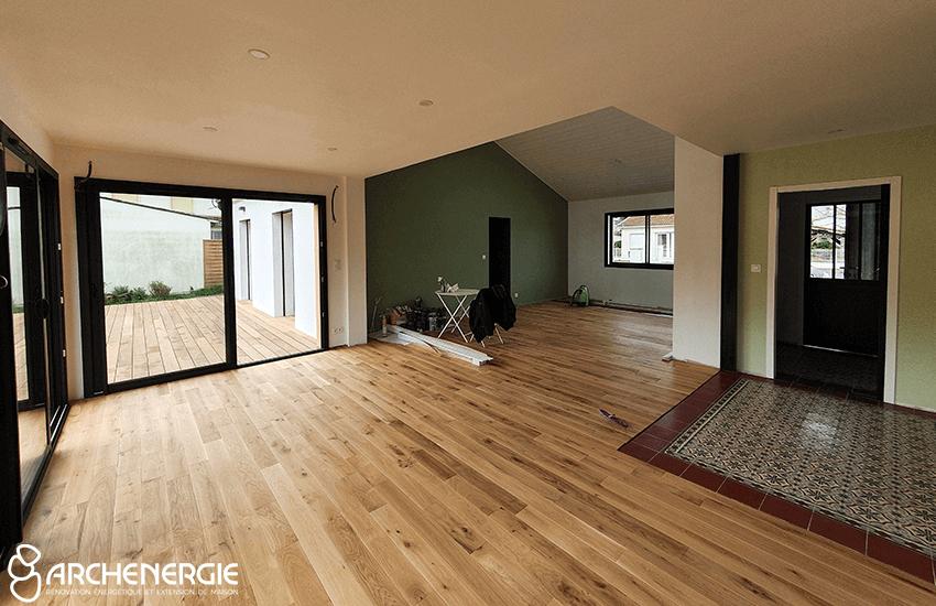 intérieur extension