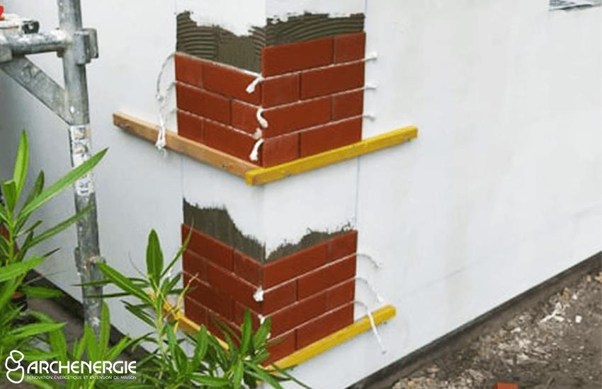 Briquettes d'angles